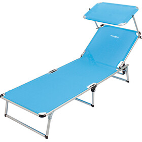 Brunner Malibu Camp Bed blue